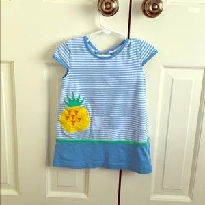 Florence Eiseman pineapple dress